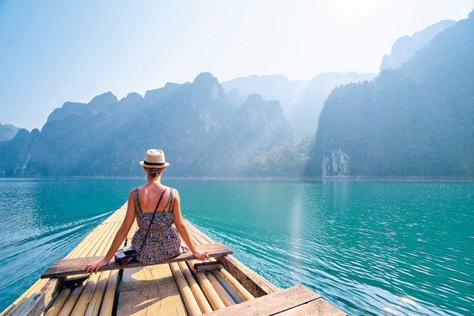 Solo travel dating