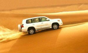 Desert safari booking in Dubai