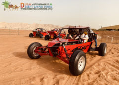 Exciting Dunne buggy tour in Dubai