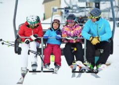 Brush Up your Skiing Skills by Taking Classes at the Ski School